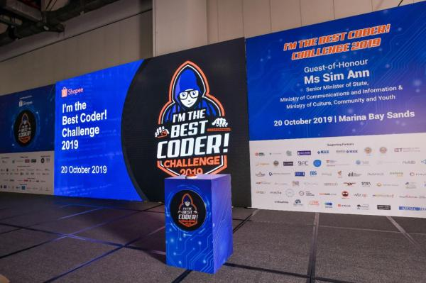 Shopee Best Coder Challenge 2019!